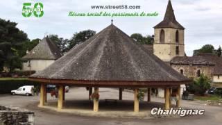 Roadbook moto Corrèze : La route des Ajustants