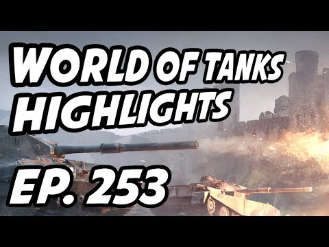 World of Tanks Daily Highlights | Ep. 253 | skill4ltu, sirfoch, QuickyBaby, Tico_cro, MadMax_80_h2