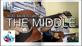 The Middle (Zedd, Maren, Grey) - Acoustic Guitar Cover