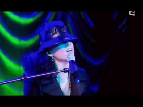 Alicia Keys Live London