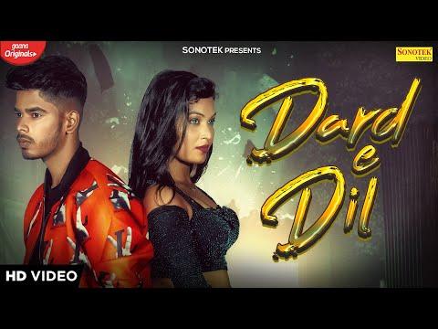 Dard E Dil | Vishal Sharma & Kajal | MR Ashish | Hindi Song | Latest Rap Song 2021
