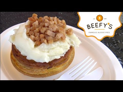 Beefy's Meat Pie Review - Greg's Kitchen