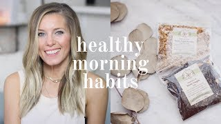 In this video, i'm showing you some of the healthy morning habits i currently incorporate into my routine. follow along on instagram for more: http:/...