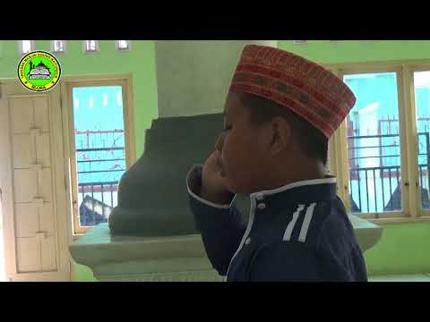 "SD Islam Baitunnur - Heboohh... "" Ludvi "" Suara Adzan Mirip di mekah"