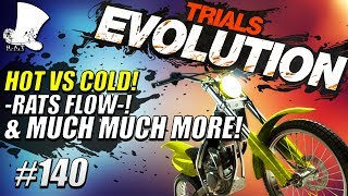 Trials Evolution #140 - Hot and Cold