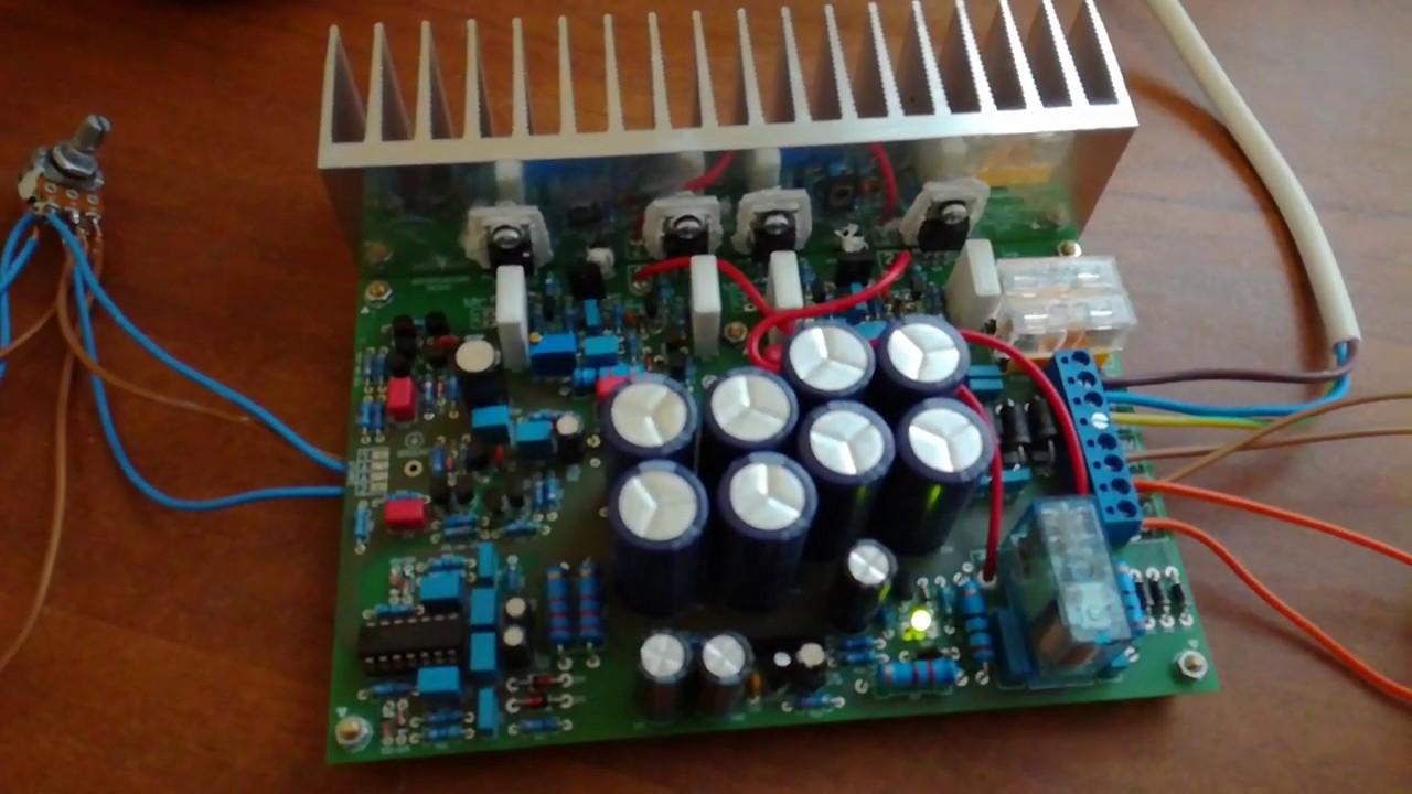 D718 Transistor Watt