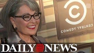 Roseanne Barr blames Ambien for 'tasteless tweet'