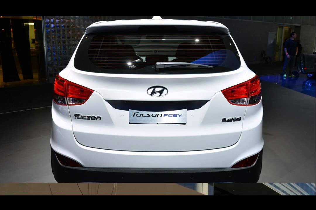 Hyundai Tucson 2015 Model Youtube