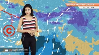 Weather Forecast for June 21: Thundershowers in Delhi-NCR; Monsoon rain in Mumbai, Chennai, Pune