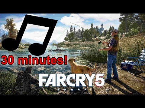 FAR CRY 5 - 30 MINUTES of the map background music