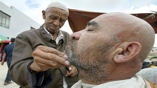 Cách nuôi râu quai nón của người nước ngoài