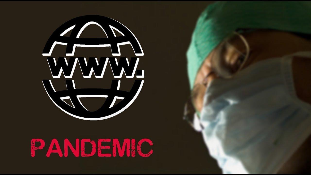 Les GRANDES épidémies de l'INTERNET ( feat : Corona Virus )
