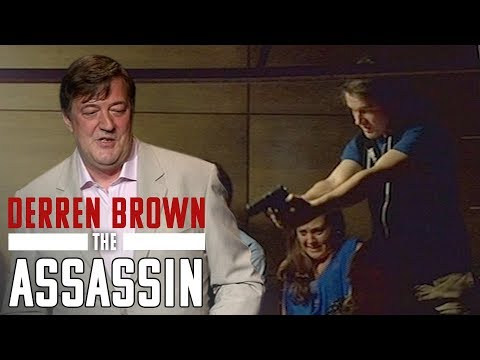 Derren Brown: The Assassin With Stephen Fry | The Experiments | FULL EPISODE