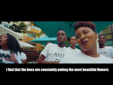 """Ayiti Ou Beni"" Dickson Guillaume (Feat. Fré Gabe) OFFICIAL VIDEO"