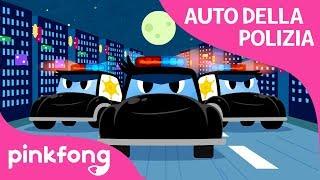 Canzone dell' Auto della Polizia | Canzoni con Macchine | PINKFONG Canzoni per Bambini