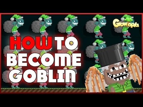 how to become a goblin