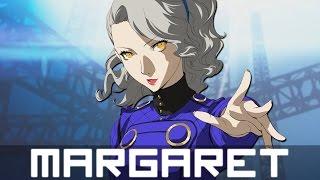 Persona 4 Golden - Secret Boss Battle (Margaret)
