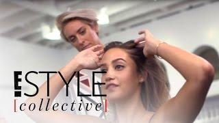Wie die Halb-Bis Top Knot | E! Stil Kollektive | E!