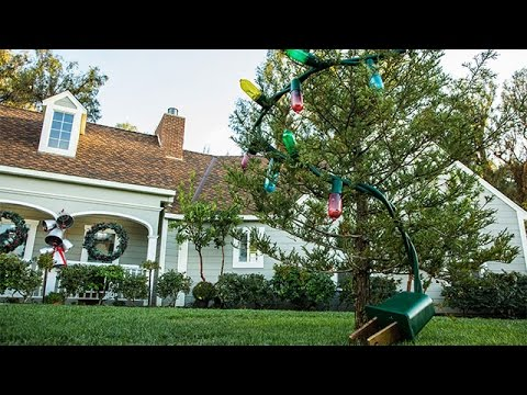 How To - Ken Wingard's DIY Giant Holiday Bells - Hallmark Channel