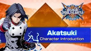 『BLAZBLUE CROSS TAG BATTLE』Ver 2.0 Akatsuki - Introduction Video