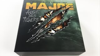 Majoe - Auge des Tigers Box Unboxing