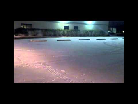 San Antonio, Texas 2011 SNOW FALL