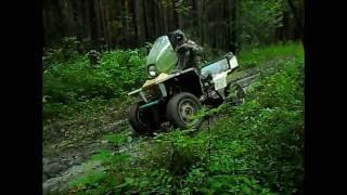 самодельный квадроцикл урал 4х4(квадроцикл собран на базе мотоцикла урал., 2016-07-29T05:42:35.000Z)