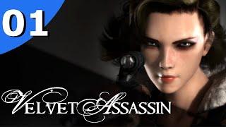 velvet assassin mision 01 | Recuerdos de la primera mision | español