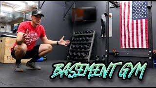 How to Build a Basęment Gym