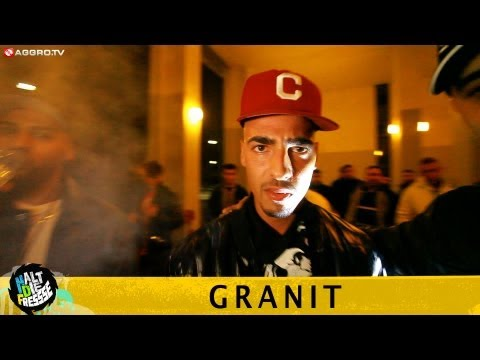 GRANIT HALT DIE FRESSE 04 NR. 166 (OFFICIAL HD VERSION AGGROTV)