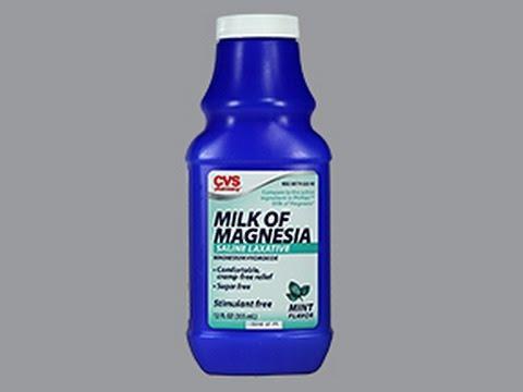 Milk of Magnesia Commercial