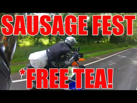 See you tomorrow at The Silly Sausage Fest and Thanks to the We Motovlog app! from YouTube · Duration:  3 minutes 46 seconds