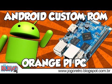 Orange Pi PC - Marvel's ANDROID 4 4 KitKat (Custom ROM) + NETFLIX