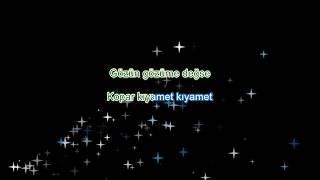 Ezhel - Felaket (Karaoke)