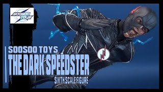 Dark Speedster | SooSoo Toys SST010 1/6th Scale Collectible Figure Review