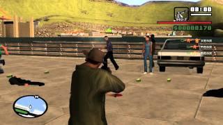 [Rel] GTA:SA Real Ragdoll Mod