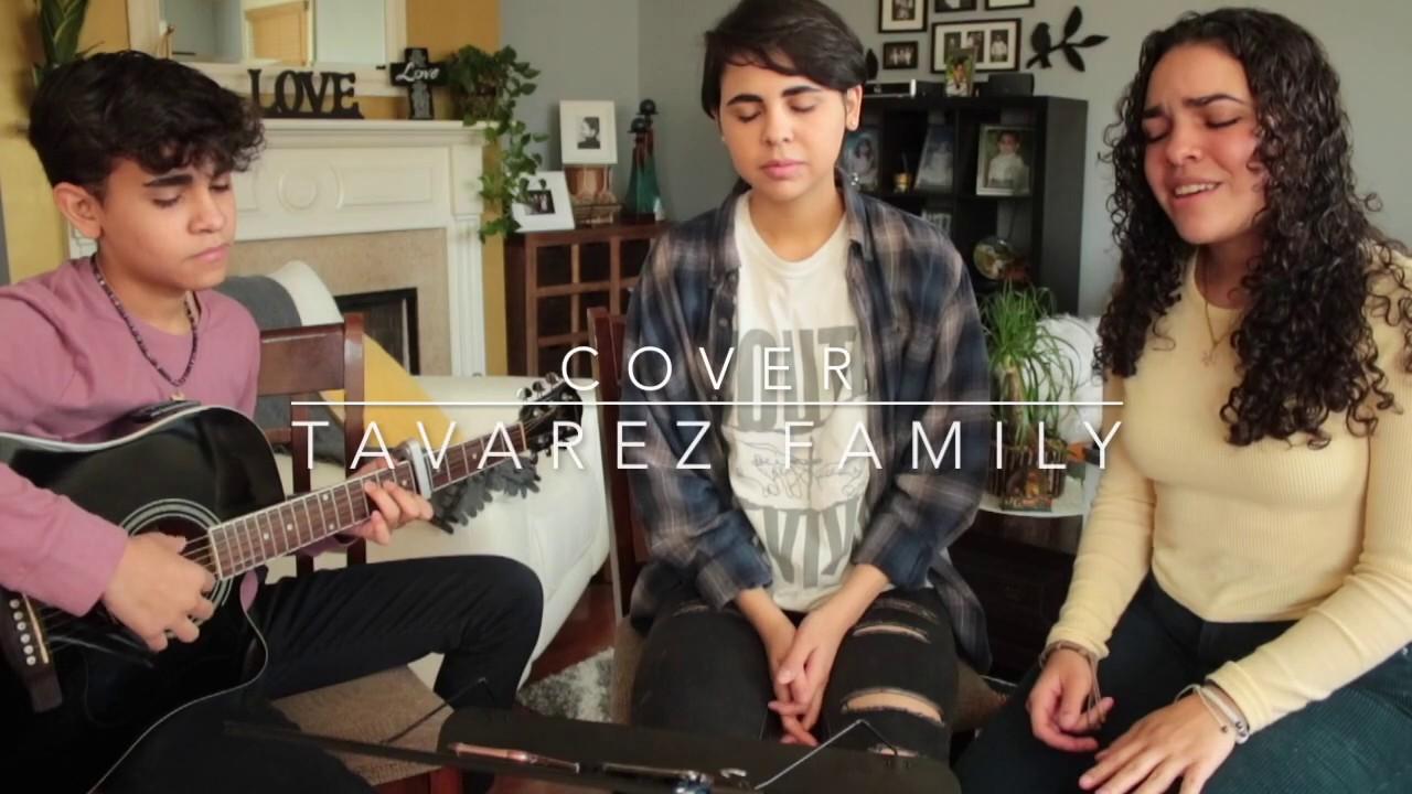 The Blessing (Cover) | Tavarez Family