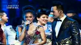 Grand Final Indonesian Idol 2012 | Judges | Agnes Monica Birthday