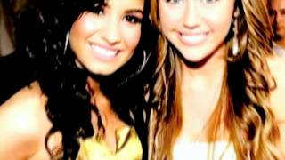 Miley & Demi // Tear It Down.