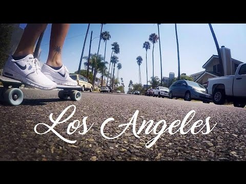 WEST COAST TRIP - LOS ANGELES [GoPro]