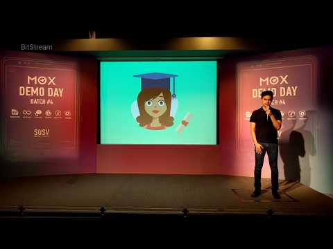 MOX TAIPEI - DEMO DAY BATCH #4 -  A SOSV ACCELERATOR - March 2018 Live Stream