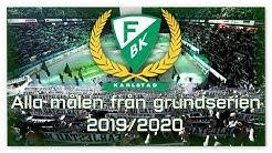 Färjestad BK | Alla målen från grundserien | Säsongen 2019/2020