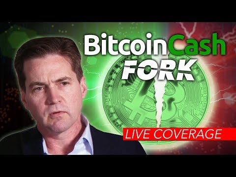 Bitcoin Cash Fork - Live Coverage