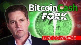 Bitcoin Cash Fork - Live Coverage