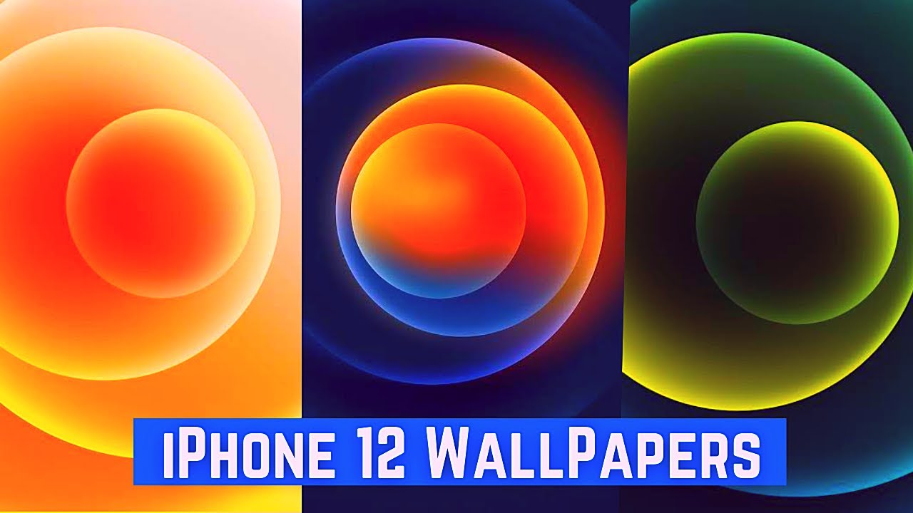 Iphone 12 Pro Max Wallpaper Hd Download Download Iphone 12 Wallpapers For Any Iphone Hd 4k Youtube