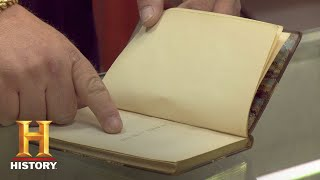 """Pawn Stars: The """"Dr. Jekyll and Mr. Hyde"""" First Edition 