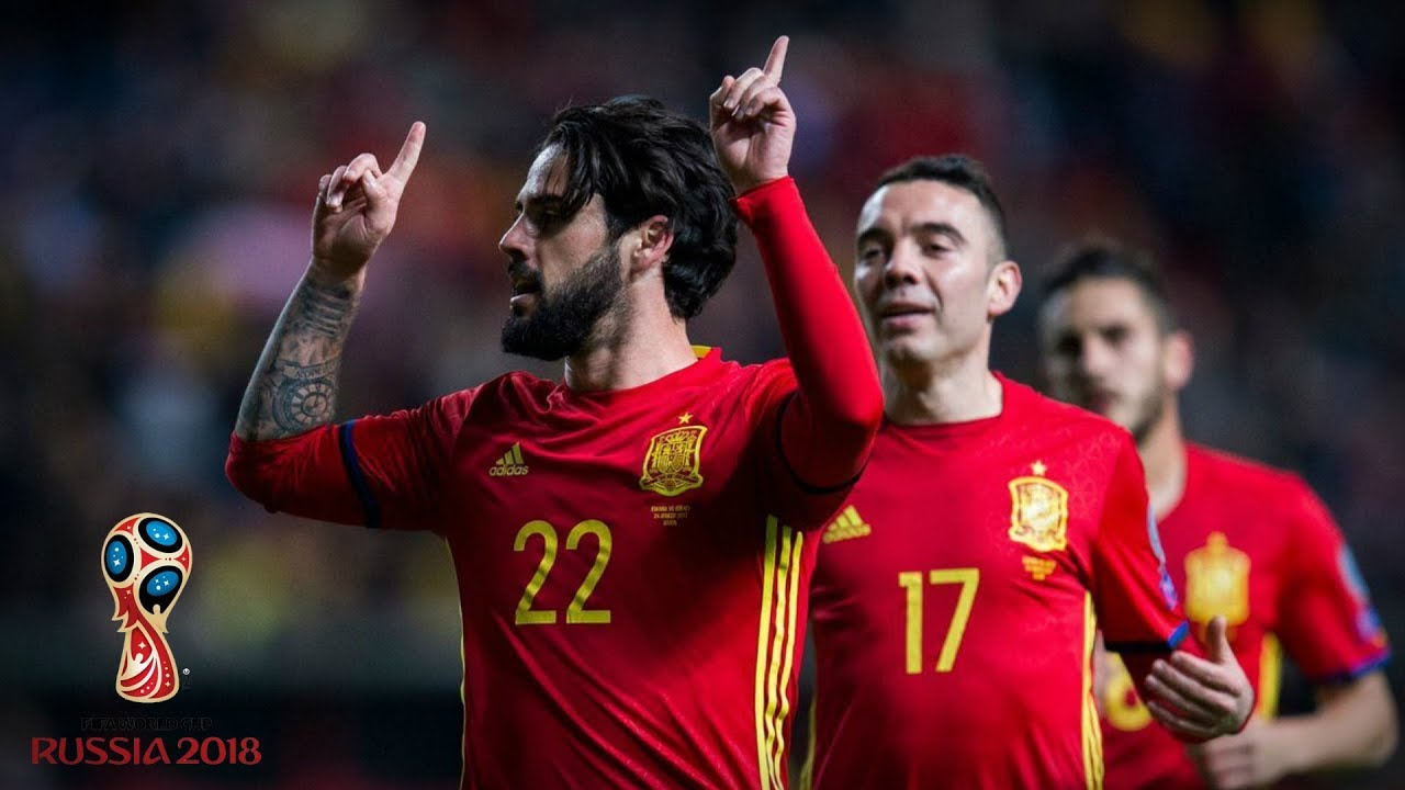 54e1ab265 Spain • Road To Russia 2018 • Official Promo Video - YouTube