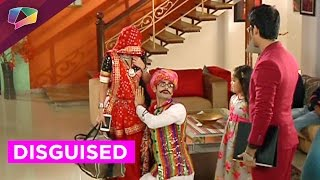 Swara and Sanskaar disguised to find out Laksh's truth