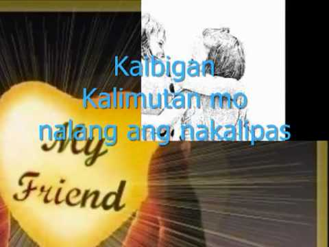 KAIBIGAN APO HIKING SOCIETY WITH LYRICS   YouTube