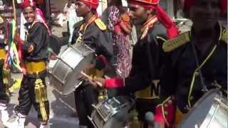 Disco Noor Band Agrsen Jyanti 2012 Kota Rajasthan